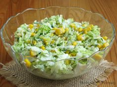 Coleslaw, Food Dishes, Guacamole, Cobb Salad, Potato Salad, Cabbage, Food And Drink, Lunch, Vegetables