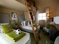 """Résultat de recherche d'images pour """"chambre ado mur vert parquet gris clair"""""""