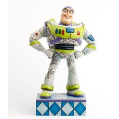 Your WDW Store - Disney Figurine - Traditions by Jim Shore - Buzz Lightyear