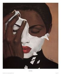 Your Source for Fine Black Art Prints and Posters by African American Artists, other Ethnic and Decorative Prints and and Posters at Everyday Discount Prices. Black Art Painting, Black Artwork, African American Art, African Art, American Women, American Artists, Black Love Art, Oeuvre D'art, Female Art