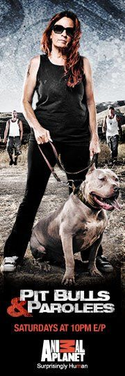 Pit Bulls and Parolees. Animal Planet. Saturdays @ 10.