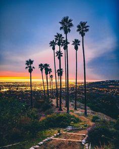 Los Angeles California by @michaelste by CaliforniaFeelings.com california cali LA CA SF SanDiego