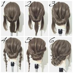 Easy Wedding Hairstyles Gorgeous Easy Wedding Hairstyles Best Photos  Pinterest  Easy Wedding