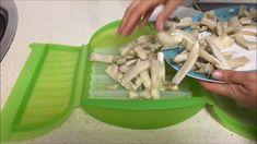 Revuelto de setas con nueces en estuche de vapor Lekue Get Healthy, Healthy Life, Steam Cooker, Salad Recipes, Healthy Recipes, Microwave Recipes, Food Humor, Bon Appetit, Food Hacks
