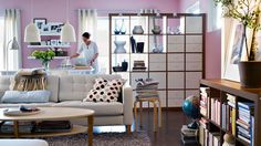Storage solutions for everyday living