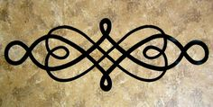 A classic double Celtic Knot tile inlay for homes or commercial applications.