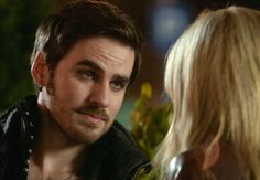 Once Upon a Time's Colin O'Donoghue Worries Hook's Clothes Won't Come Off --- Hook playing with a pirate app??? I'm loving this season already!!!! *D*