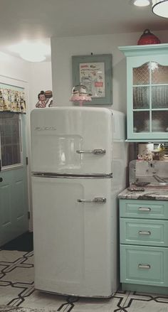 featuring the big chill slim refrigerator luxury car lifestyle rh pinterest com Big Chill Refrigerators Used Big Chill Kitchen Designs