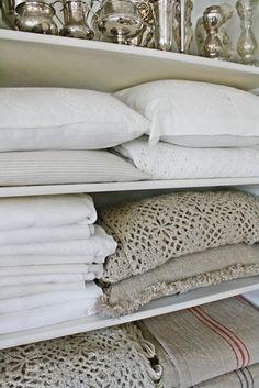 VIBEKE DESIGN: Orden i..tekstilene!