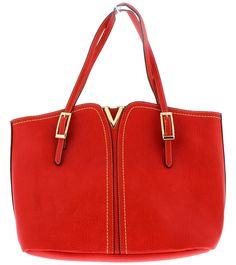 PENNY RED WOMEN'S HANDBAG ONLY $19.88
