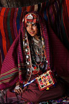 Africa   'Libyan Festivals ~ Iirati Outfit'   © Sasi Harib