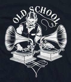 dj old school / music. #dj #djculture #oldschool #music #musicart http://www.pinterest.com/TheHitman14/dj-culture-vinyl-fantasy/