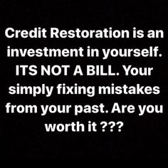 """Think about it , are you worth it ❓  Become a FES Protection Plan Member Today and restore your credit !! Take Charge of your life , become Financially Free‼️ Protect your Credit , Identity, Finances and Family . Let me help you get closer to Credit score you need to get approved !! Text """"Promo"""" to  813-495-5707 .. #Goodcredit #creditrepair #Creditrestoration #Identitytheft #crediteducation  #goodcredit #700 #850 #realtorlife ##CreditisKing #bentley #lamborghini #maserati #mercedes Fix Bad Credit, Fix Your Credit, Build Credit, Chase Credit, Check Credit Score, Improve Your Credit Score, Paying Off Credit Cards, Rewards Credit Cards, Rebuilding Credit"""