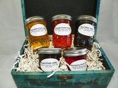 Soda Jelly! - Dr. Pepper/ Mountain Dew/ Orange Crush - Canning Homemade!