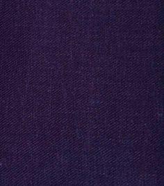 Stretch Linen Rayon Fabric-Purple