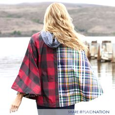 Plaid all over! Join the #PlaidNation at Woolrich.com