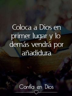 God Loves You, Believe In God, S Quote, Spanish Quotes, Quotes About God, Life Motivation, God Is Good, Love And Light, Bible Quotes