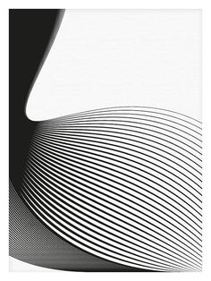 After his first amazing series , italian artist Andrea Minini draws again using the contrast. Op Art, Abstract Pattern, Pattern Art, Texture Design, Line Design, White Art, Graphic Design Art, Textures Patterns, Black And White Photography