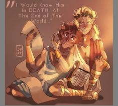 Percy Jackson, Greek And Roman Mythology, Greek Gods, The Song Of Achilles, Fanart, Achilles And Patroclus, Greek Memes, Ancient Greece, Book Characters