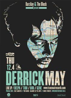 Derrick May
