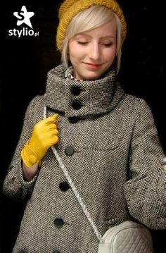 Mission: cuter outerwear #yellow #winter_clothes #jacket