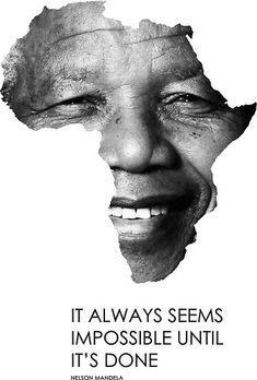 'Nelson Mandela Africa' Poster by Megaphone Store Nelson Mandela For Kids, Nelson Mandela Prison, Nelson Mandela Pictures, Nelson Mandela Biography, Nelson Mandela Quotes, Mandela Drawing, Mandela Tattoo, Mandela Art, Freedom Day South Africa