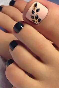 Toe Nail Designs For Fall Picture 48 toe nail designs to keep up with trends toe nails Toe Nail Designs For Fall. Here is Toe Nail Designs For Fall Picture for you. Toe Nail Designs For Fall 48 toe nail designs to keep up with trends toe. Pretty Toe Nails, Cute Toe Nails, Fall Toe Nails, Black Toe Nails, Pretty Toes, French Toe Nails, Pretty Beach, Green Toe Nails, Glitter Toe Nails
