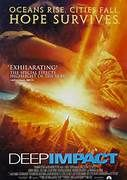Deep Impact (1998). [PG-13] 120 mins. Starring: Robert Duvall, Téa Leoni, Elijah Wood, Vanessa Redgrave, Maximilian Schell and Morgan Freeman