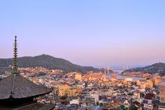 【中国地方: 山口 広島 岡山 島根 鳥取】Onomichi, Hiroshima, Japan