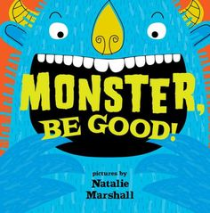 """This charming concept book puts the child-reader ""in charge"" of an assortment of unruly little monsters (stand-ins for their real-life counterparts). Each displays certain ""monstrous"" behaviors (crabbiness, selfishness, etc.), which kids will recognize in themselves. Being in charge motivates kids to handle/address these behaviors and provides a sense of ownership over how to help them be happier, more well-behaved monsters. It's an ideal little book for young kids to share with a…"