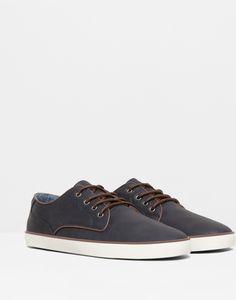 FORMALWEAR PLIMSOLLS - MEN'S FOOTWEAR - MAN - PULL&BEAR United Kingdom