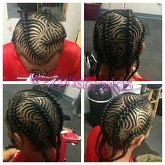 Freestyle Iverson, men's braids, cornrow d Cornrow Designs, Braid Designs, Cornrow Braid Styles, Cornrows, Iverson Braids, Mens Braids Hairstyles, Step Hairstyle, Hairstyle Tutorials, Braids For Boys