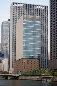 Daibiru Honkan Building (ダイビル本館). / Architect : Nikken Sekkei (設計:日建設計).