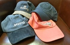 A classic baseball cap makes a great gift, especially for younger Dads, or those who are young at heart! Dubarry cap £14, RMW cap £24.95, Barbour cap £29.95 & Musto cap £15 - all from Luck of Louth.