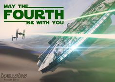 Happy Star Wars day everyone :D