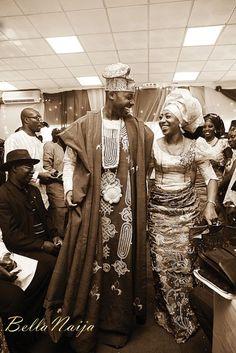 Nollywood superstar Dakore Egbuson and her beau, entrepreneur Olumide Akande