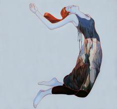 Iwona Zawadzka, Pieta VII, 2012 #art #contemporary #artvee