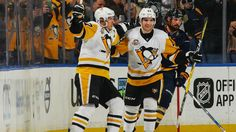 March 21, 2017 at Buffalo: Sidney Crosby scored a goal-of-the-year candidate and Conor Sheary finished with two points as the #Pens clinched a playoff berth for the 11th-consecutive season. Final Score, 3-1 Penguins.