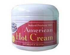American Hot Cream: Lipo Gel Fat Burner