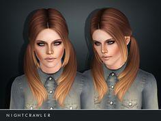 Nightcrawler Sims' Nightcrawler_AF_Hair25