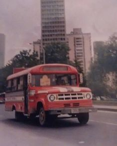 Old School Bus, School Bus Conversion, Classic Motors, Going On A Trip, Dodge Trucks, Bus Driver, Bus Stop, Motor Car, Retro Vintage