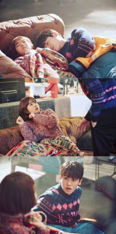 "Park Bo Young And Park Hyung Sik Snuggle Up In Latest Stills For ""Strong Woman Do Bong Soon"" 