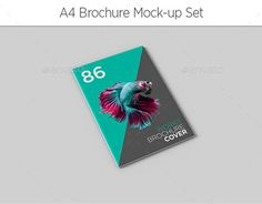 """Check out new work on my @Behance portfolio: """"A4 Brochure Mockup"""" http://be.net/gallery/48409633/A4-Brochure-Mockup"""