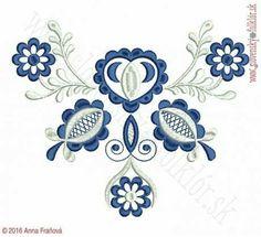 Folk Art Flowers, Flower Art, Folk Embroidery, Embroidery Patterns, Clay Flower Pots, Egg Art, Heart Art, Folklore, Flower Designs