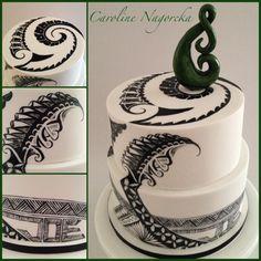 New Zealand/Samoan cake