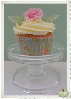 Cupcakes de vainilla con buttercream de vainilla – Tvcocina . Recetas de Cocina Gourmet Restaurantes Vinos Vídeos