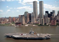 1996 Fleet Week  CVA67 John F. Kennedy