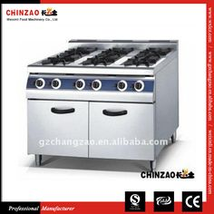 Gas Cooker Stove Family Restaurant Gas Cooktop 2 Burner