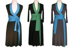 Kara janx kimono dress. I've loved this dress since I saw her wear one on her 1st season of project runway!