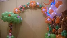 Brave Balloon Arch